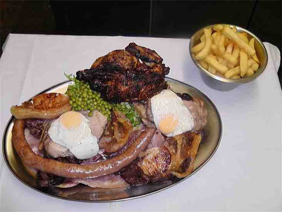 Man v. Food comes to Cardiff! Restaurant review: Sizzle and Grill – Canton, Cardiff