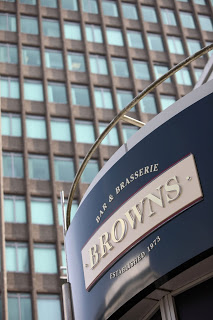 Review: Brown's Bar and Brasserie, Cardiff