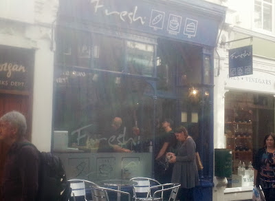 Lunchtime review: Fresh the Baguette Bar – Royal Arcade, Cardiff