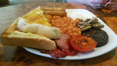 Cardiff breakfast review: Cafe Mayo – Whitchurch Road, Cardiff