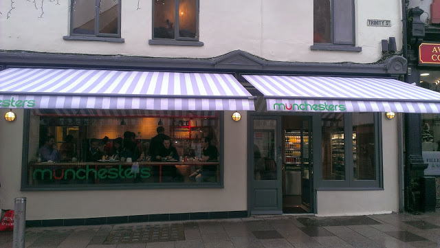 Lunchtime review: Münchesters – Church Street, Cardiff