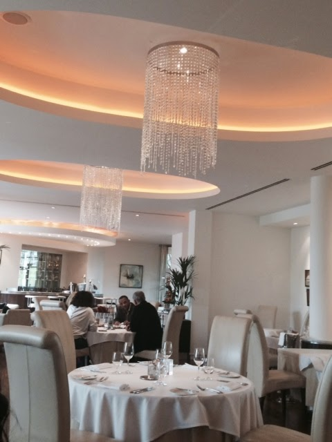 Restaurant review: Terry M Fine Dining at the Celtic Manor Resort – Newport, South Wales