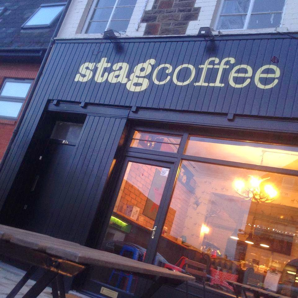 Coffee shop/cafe review: Stag Coffee – Cathays, Cardiff