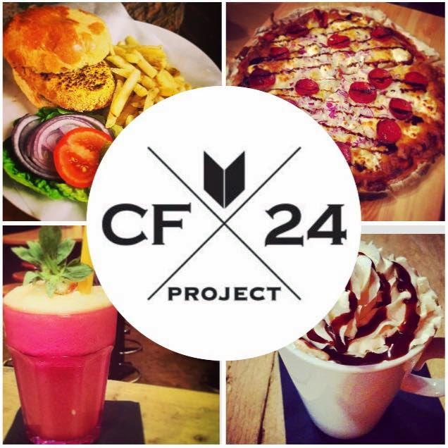 Start a restaurant from scratch – for free! Restaurant review: CF24 Project – Crwys Road, Cardiff