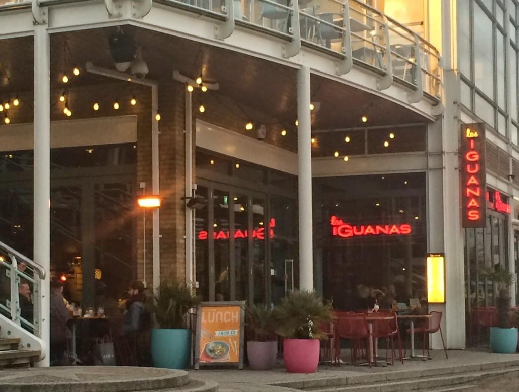 A Culinary Journey Through Latin America: Restaurant Review: Las Iguanas, Cardiff Bay