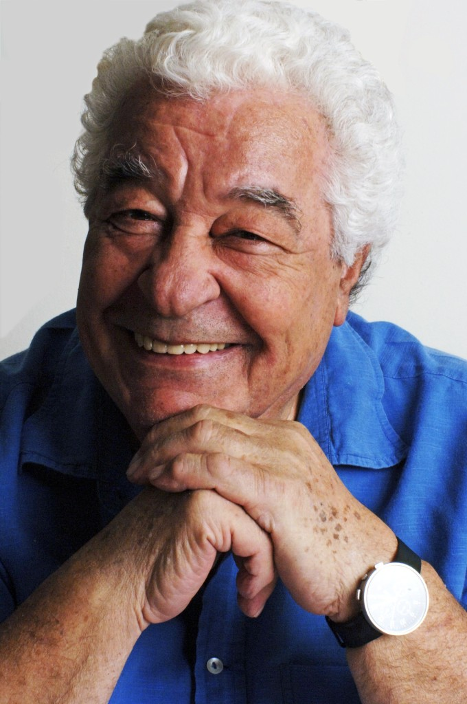 Photo of Antonio Carluccio by Tony Briggs