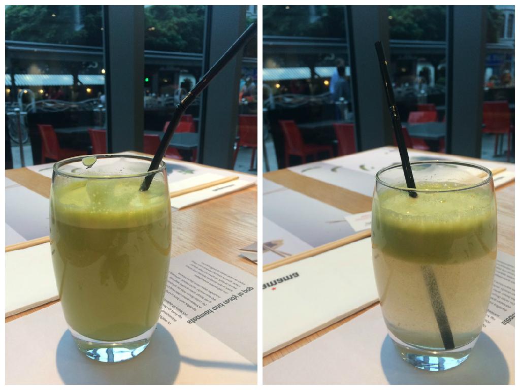Super green juice