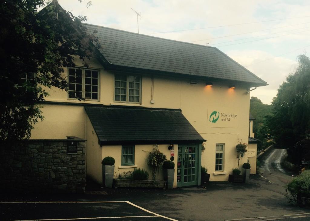 Newbridge on Usk inn and restaurant, Tredunnock