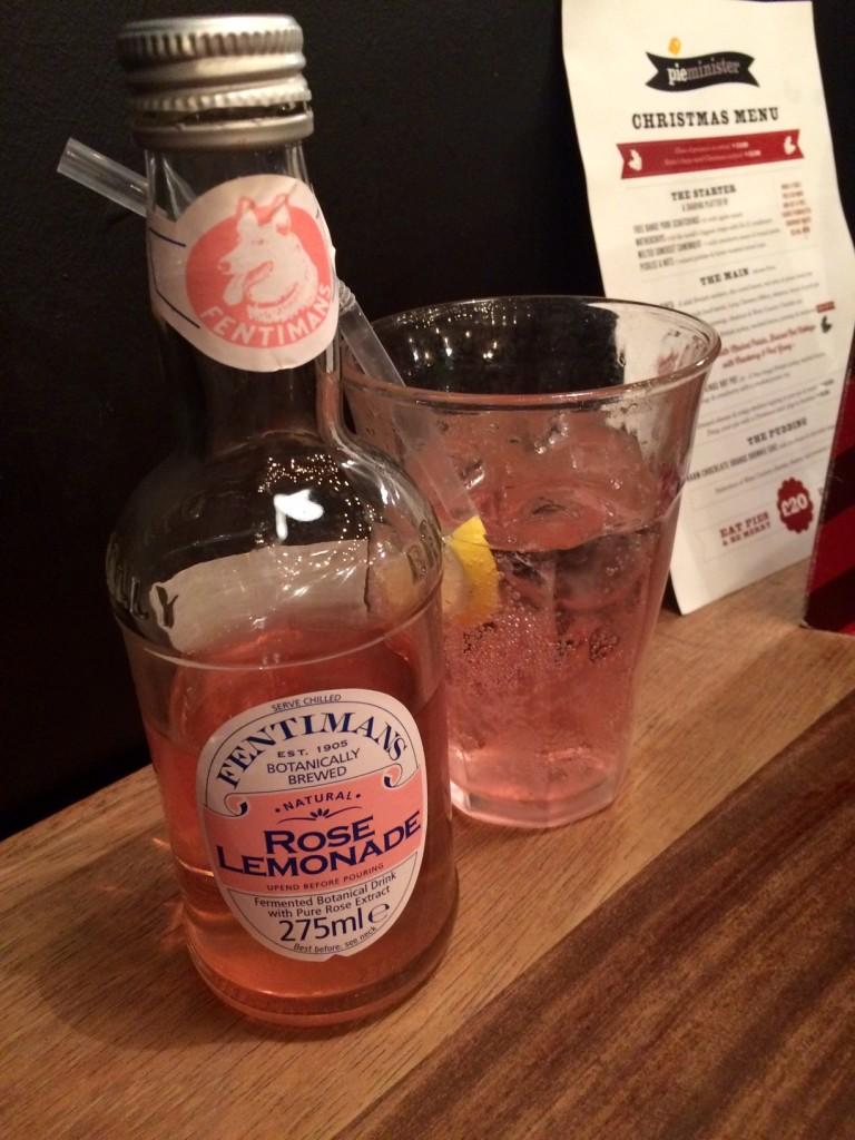 Fentiman's Rose Lemonade