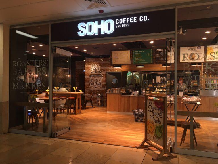 Soho Coffee Cardiff