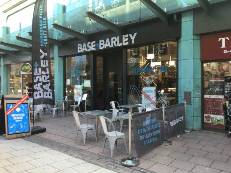 Base and Barley, Cardiff