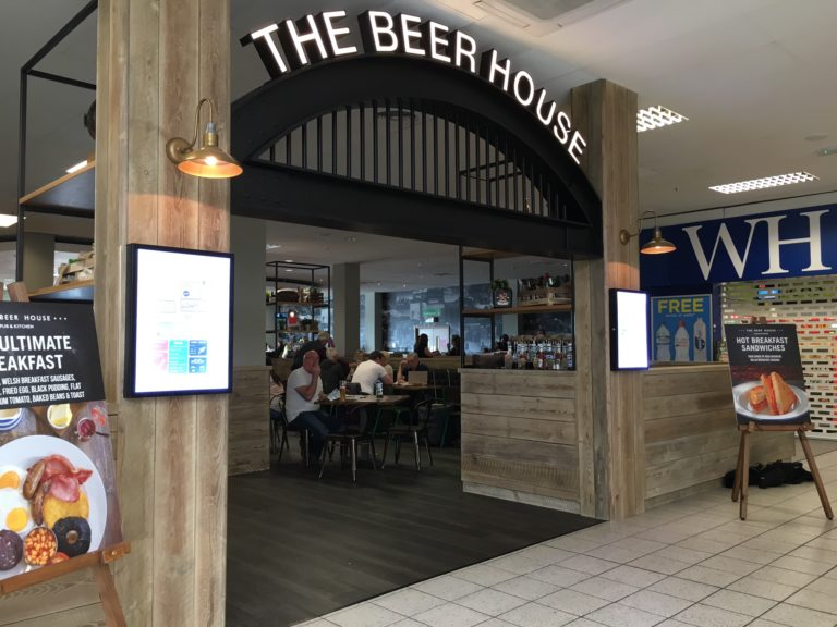 The Beer House, Cardiff Airport