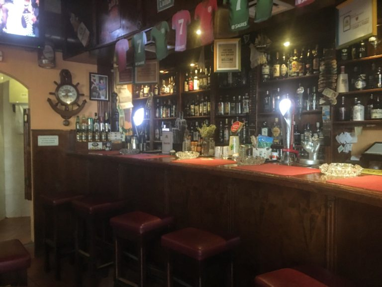 O Amigo Snack Bar/Pub, Lagos, Algarve, Portugal