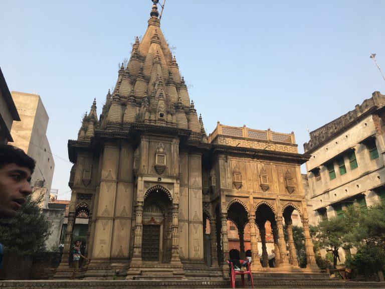 Kali Temple Varanasi