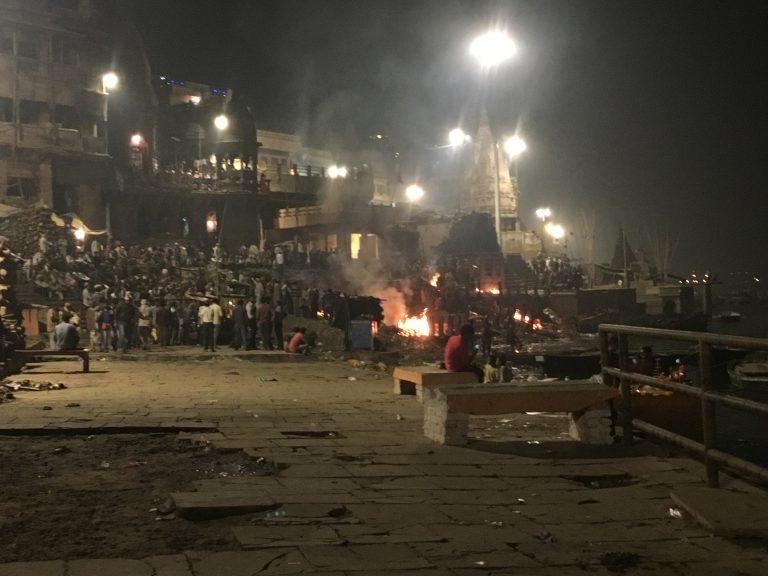 Marnikharnika Ghat, Varanasi