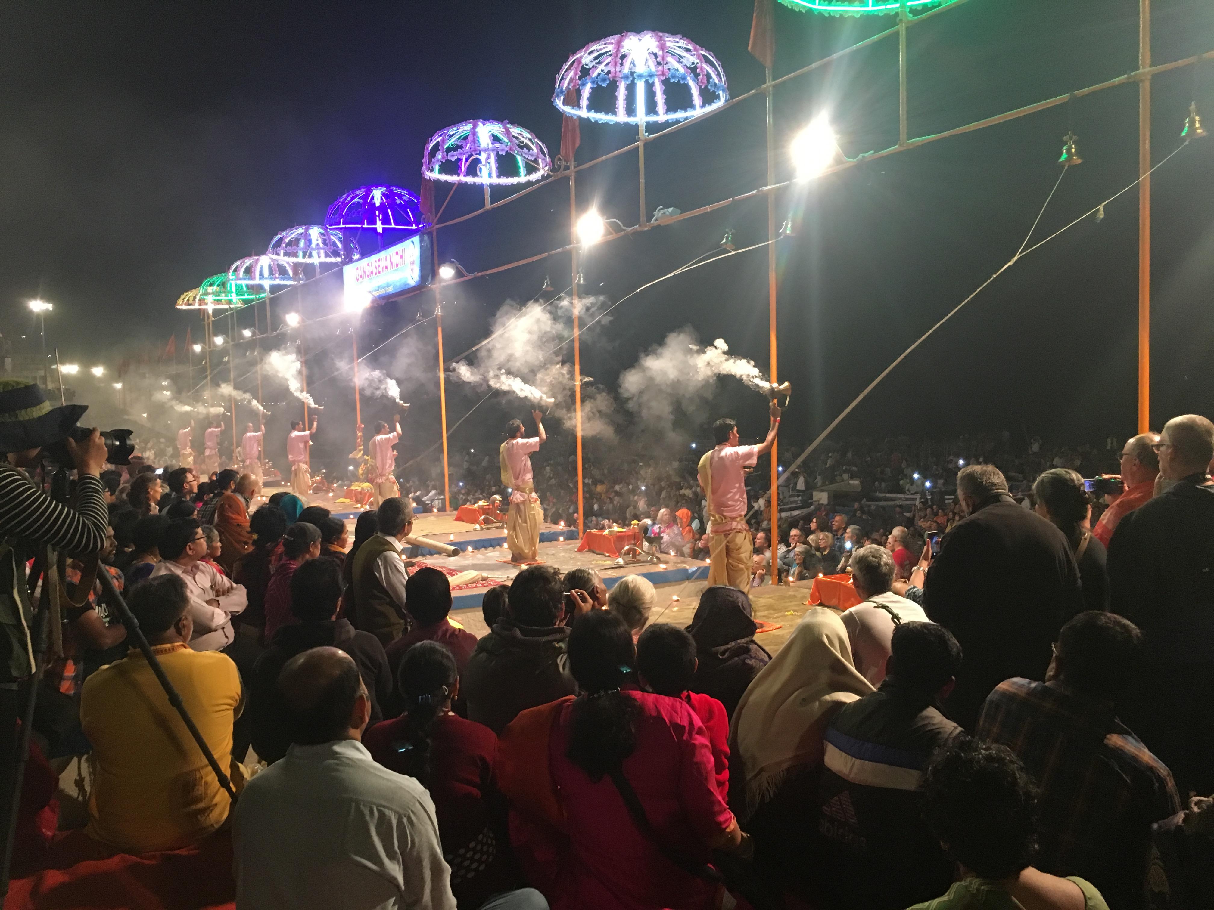 Gangi Aarti, Varanasi