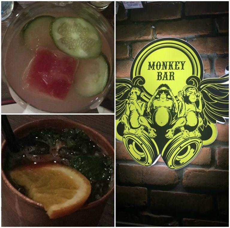 Monkey Bar - Kolkata, India