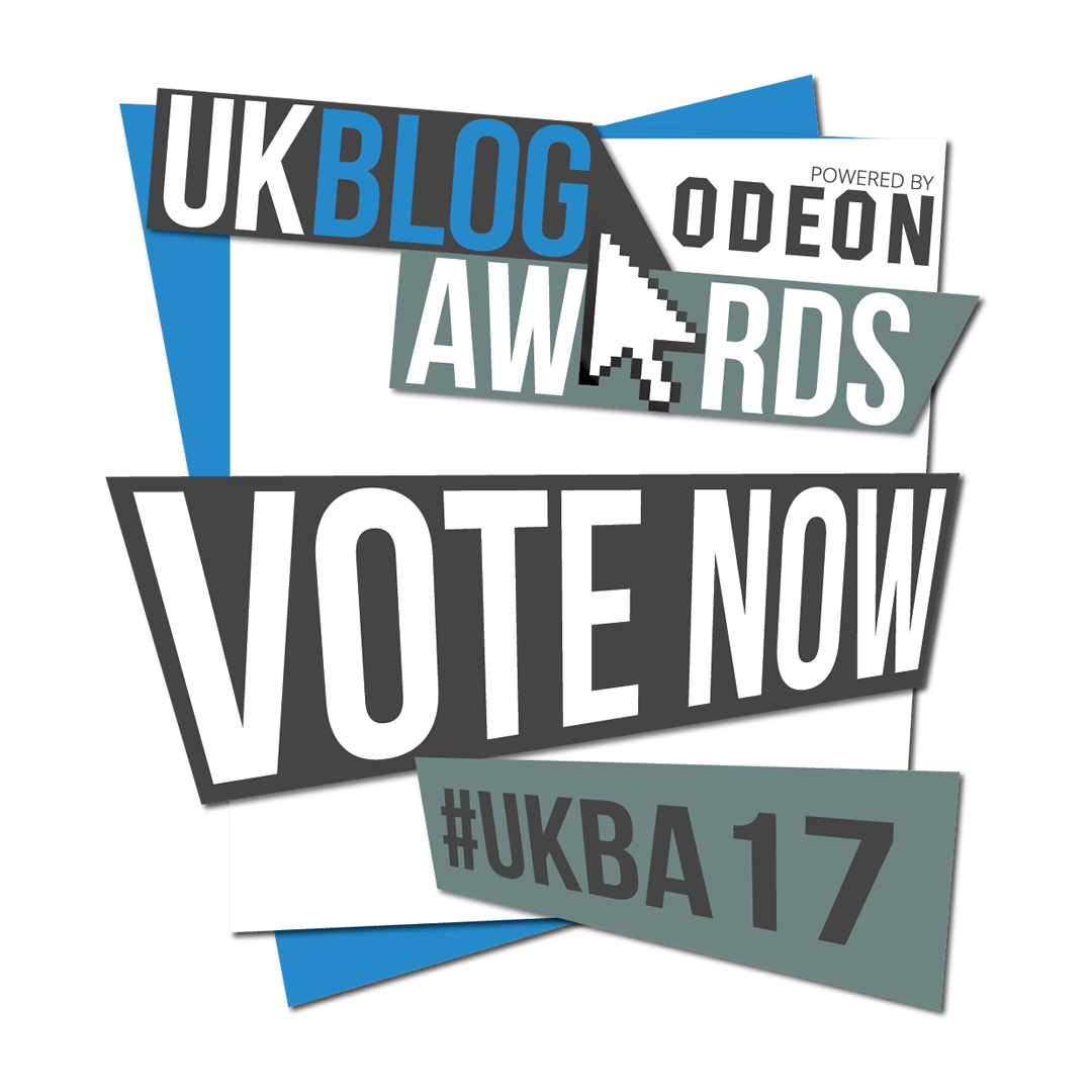 UK Blog Awards 2017, vote for The Rare Welsh Bit