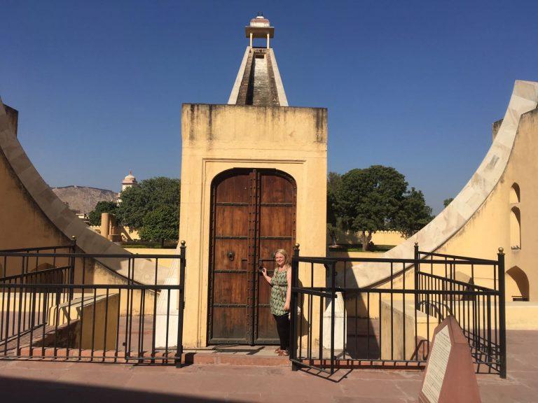 World's Largest Sundial, Jaipur