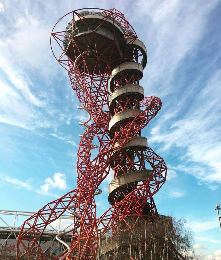Arcelormittal Orbit Slide, London