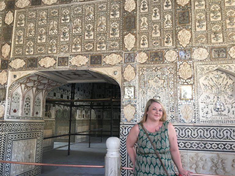 Sheesh Mahal, Jaipur Amber Fort