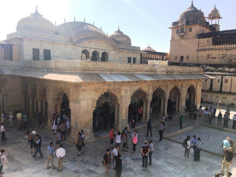 Sheesh Mahal or Palace of Mirrors, Amber Fort