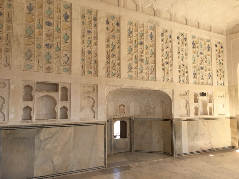 Sukh Niwas, Pleasure Palace - Amber Fort