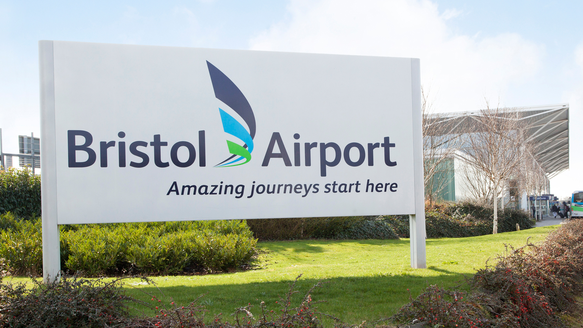 Airport parking at Bristol Airport