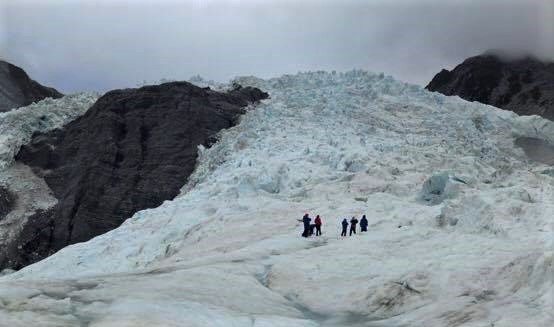 Franz-Josef Glacier, New Zealand