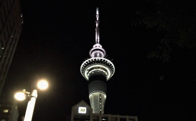 The Skytower, New Zealand