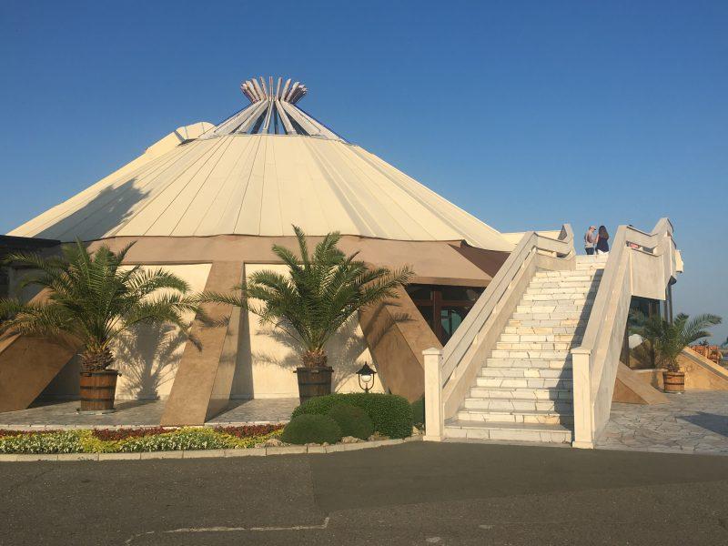 Khan's Tent
