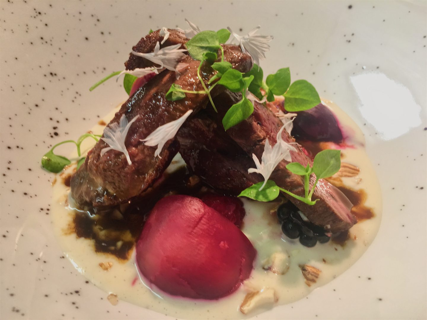 Yorkshire grouse at Native in Neal's Yard, Covent Garden