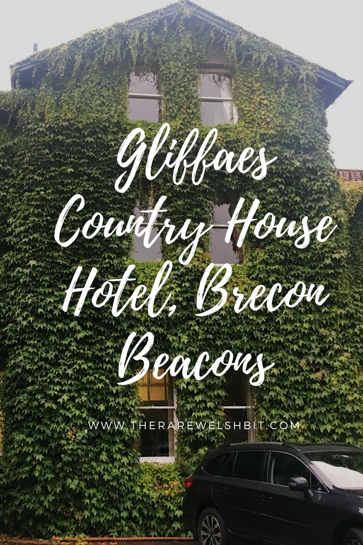 Gliffaes Country House Hotel, Brecon Beacons