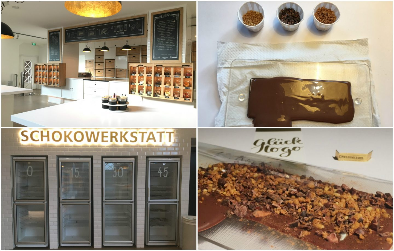 CHOCOVERSUM Chocolate Bar making (Things to do In Hamburg)