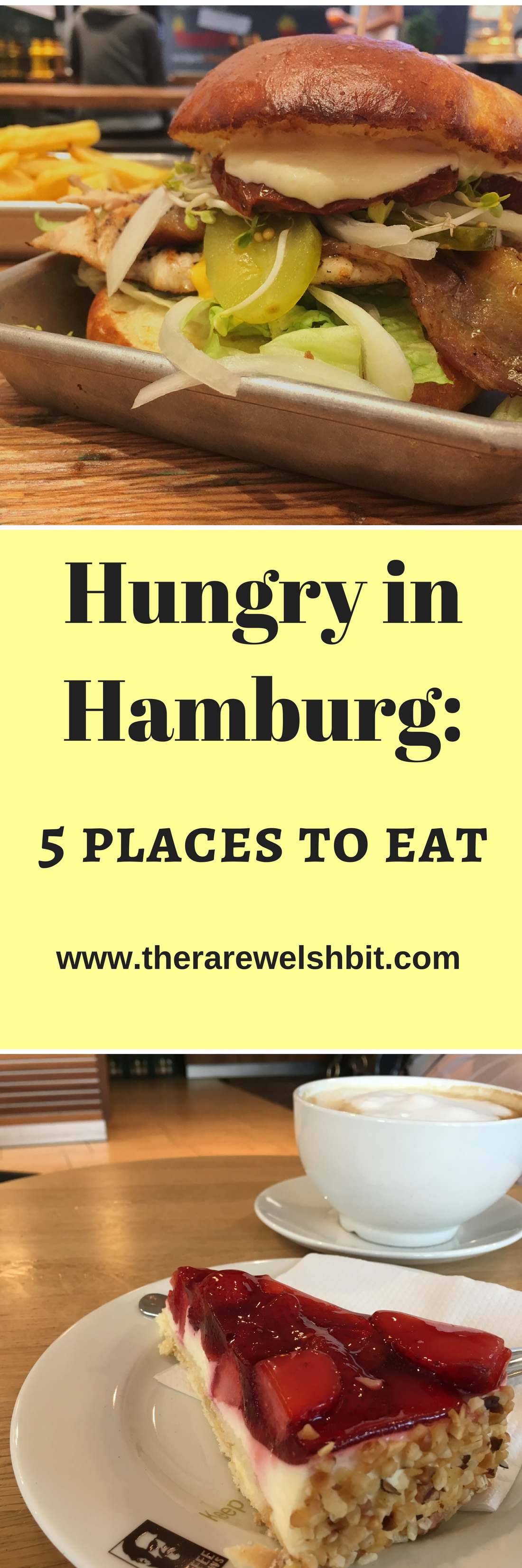 Hungry in Hamburg: 5 places to eat in Hamburg