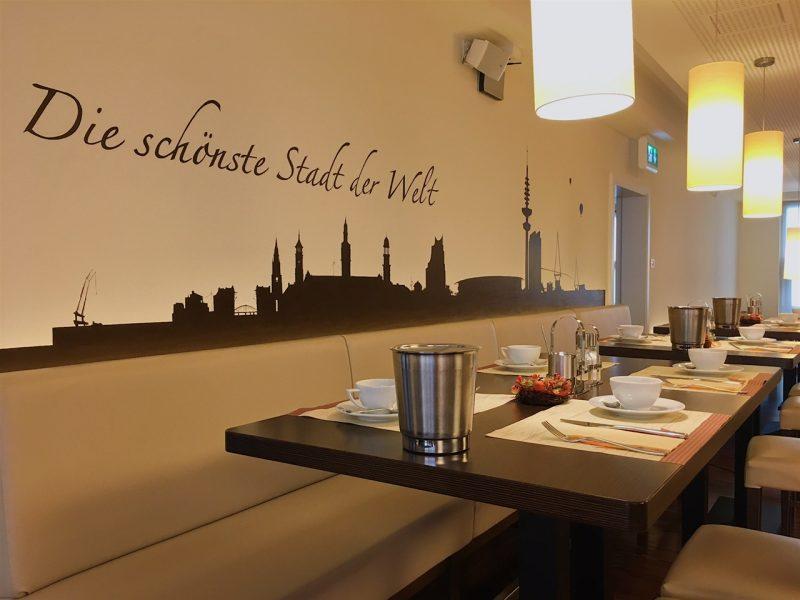 Heikotel Hamburg hotel - Hotel Am Stadtpark: Restaurant