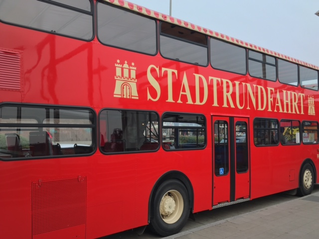 City bus tour with Die Roten Doppeldecker, Hamburg (Things to do in Hamburg)