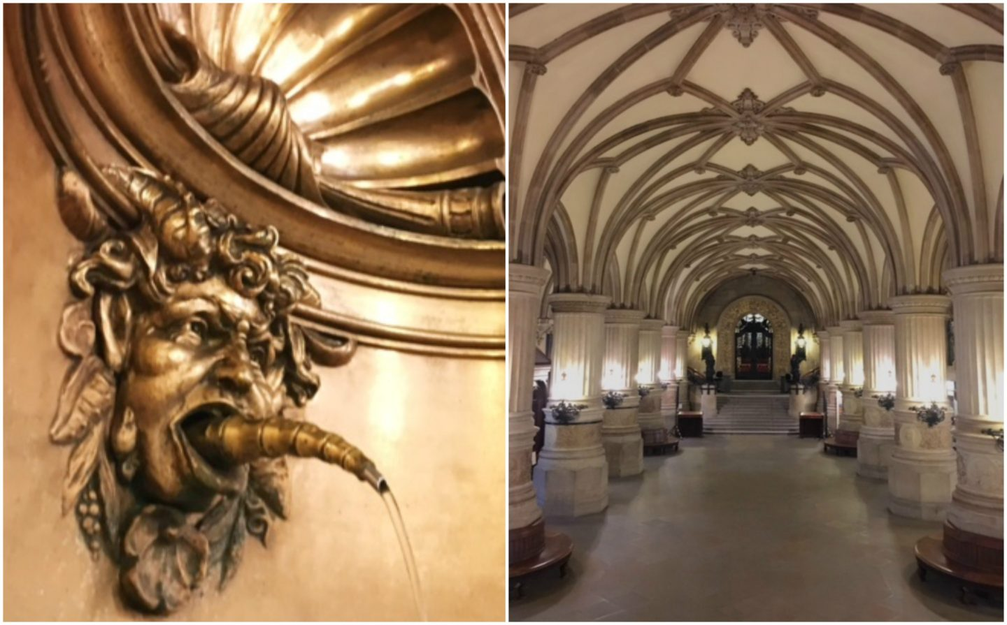 Interior architecture in the Rathaus (Town Hall) - Things to do in Hamburg (