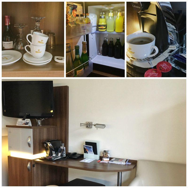 Heikotel Hamburg hotel - Hotel Am Stadtpark: Room facilities