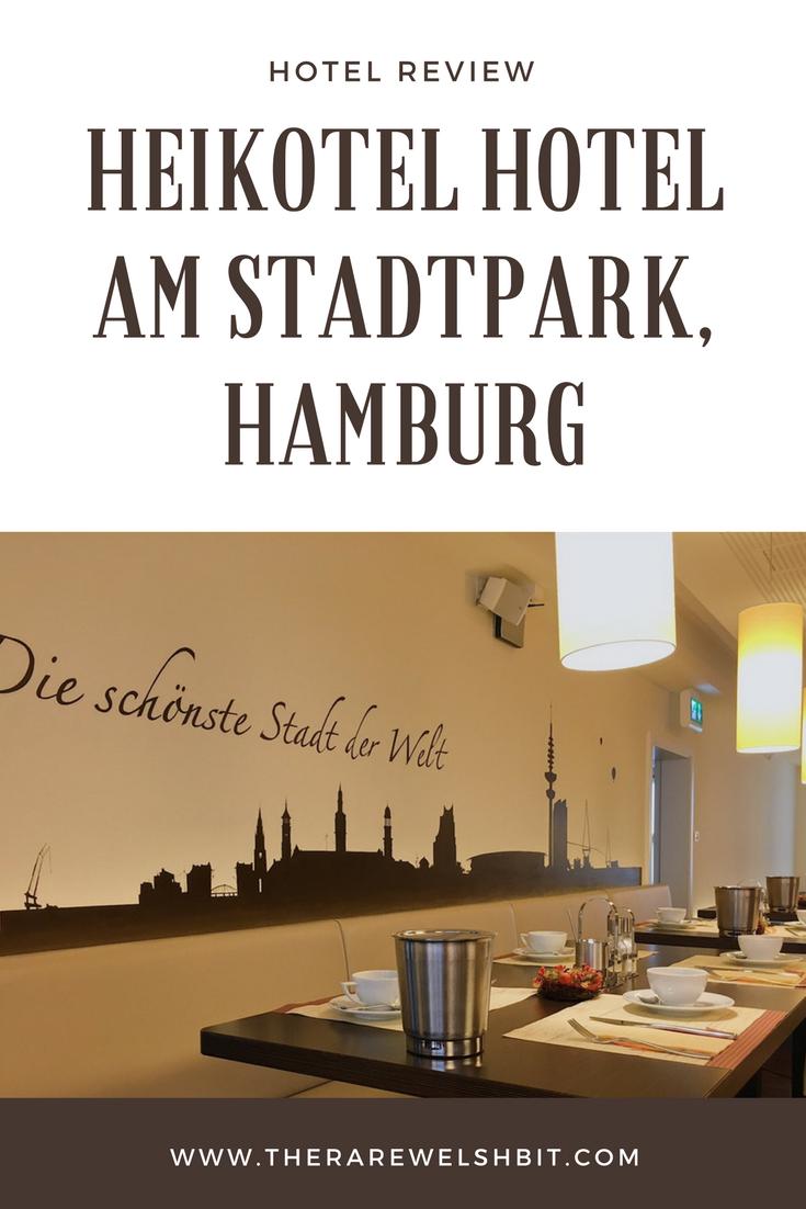 Hamburg hotel review: Heikotel Hotel Am Stadtpark