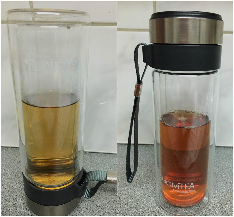 Adagio Teas loose leaf tea infuser