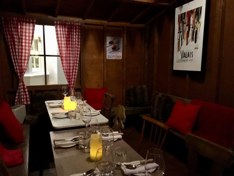 Apres Ski Bar at The Angel Hotel, Abergavenny