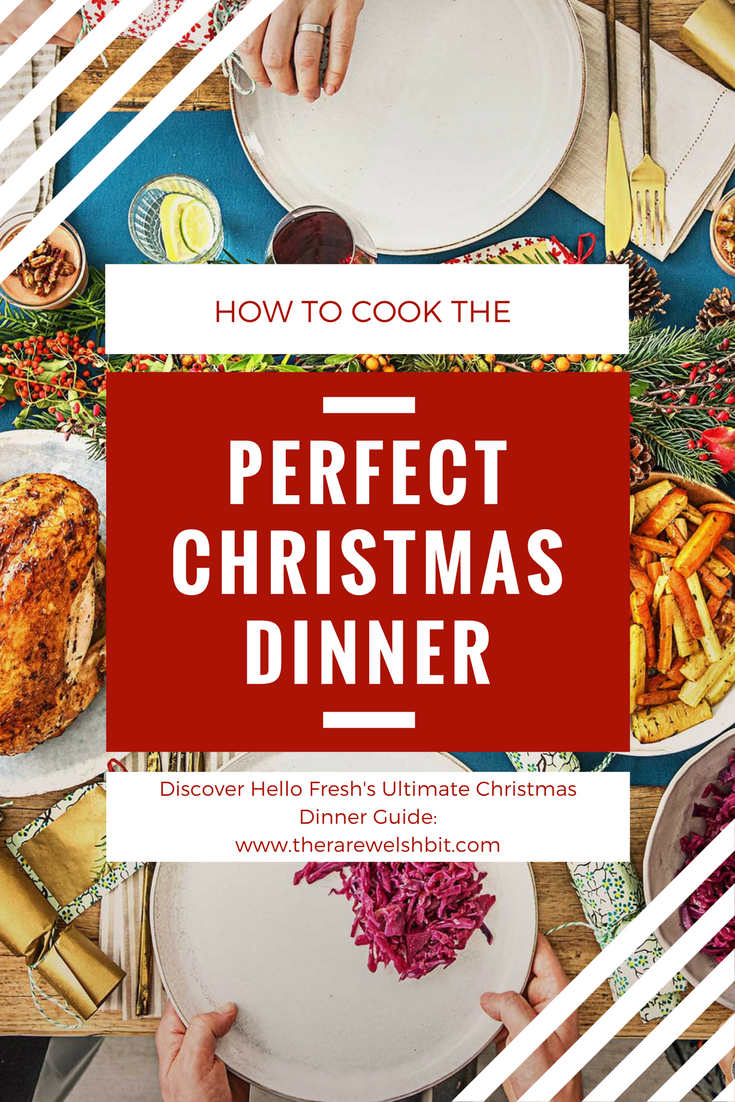 How to make the perfect Christmas dinner with Hello Fresh