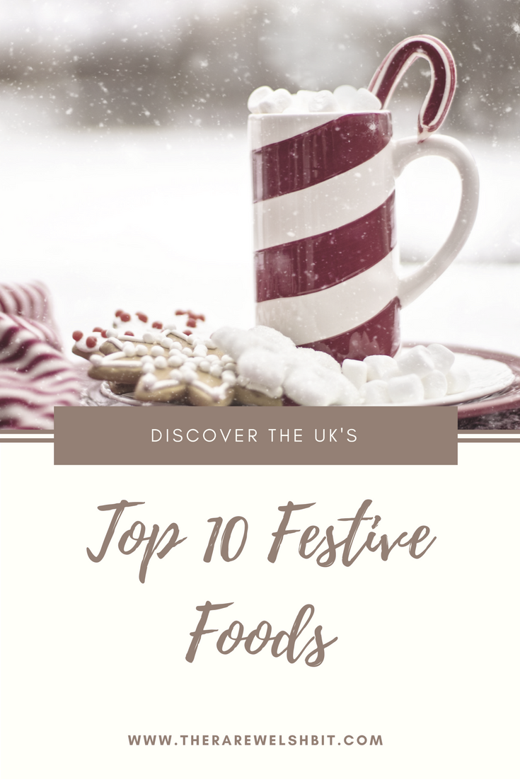 Festive foods: what are the UK's favourite Christmas foods?