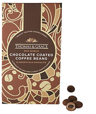 Thomas Grace Chocolate Covered Coffee Beans