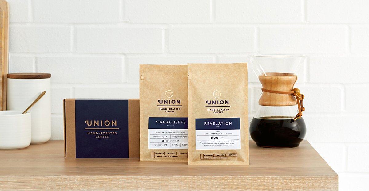 The Union Coffee Club subscription box