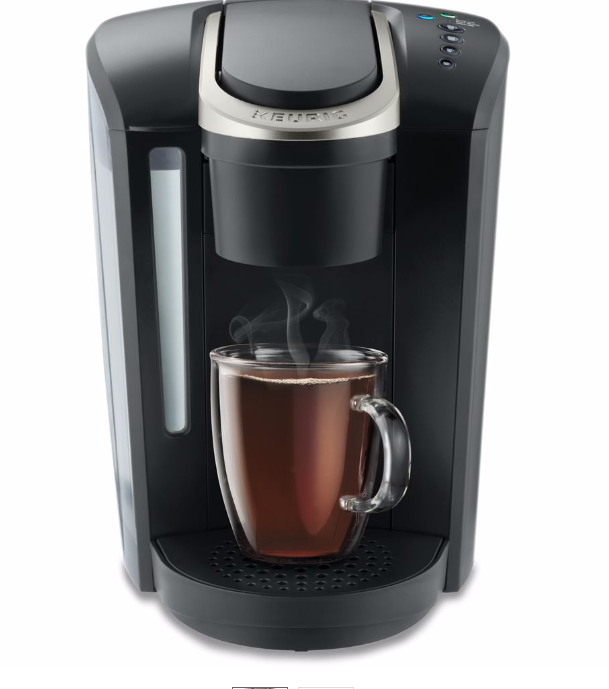 Keurig coffee machine Christmas gift for coffee lovers