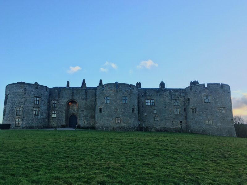 Chirk Castle, one of the best things to do and see in Wrexham