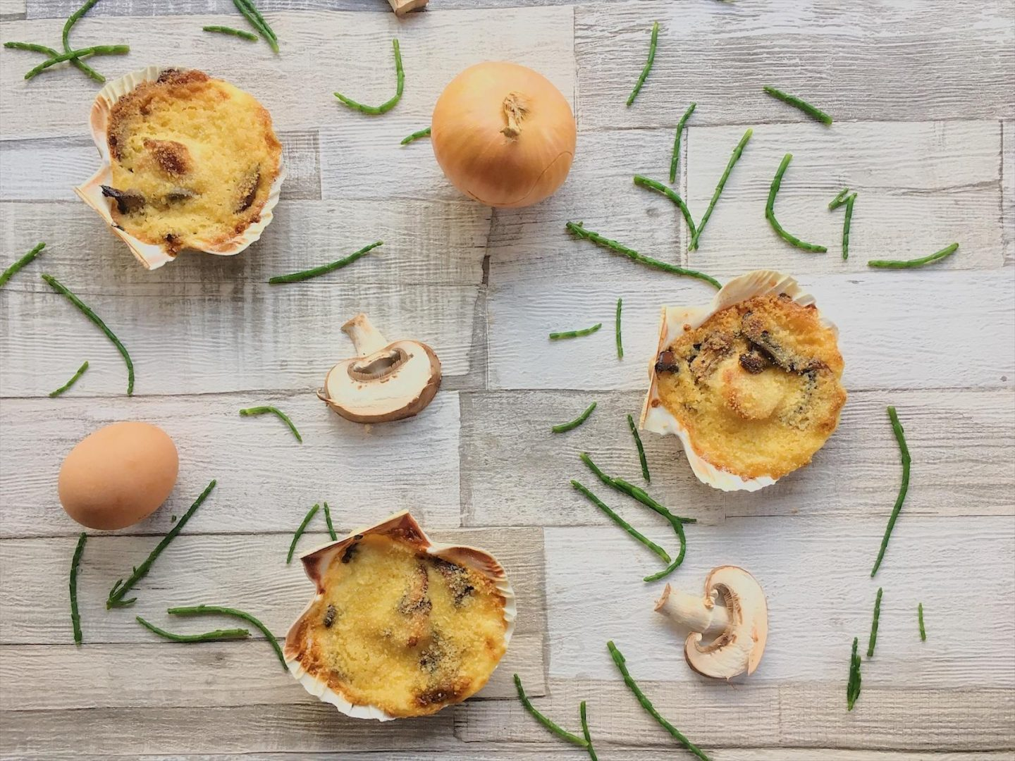Coquilles St. Jacques – a French Scallop Recipe