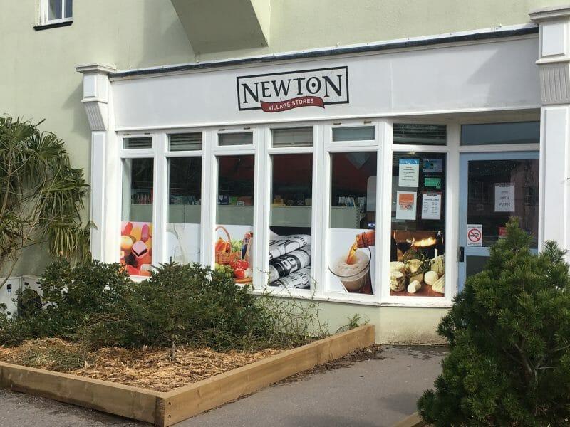 Newton Village Stores at Bluestone Wales